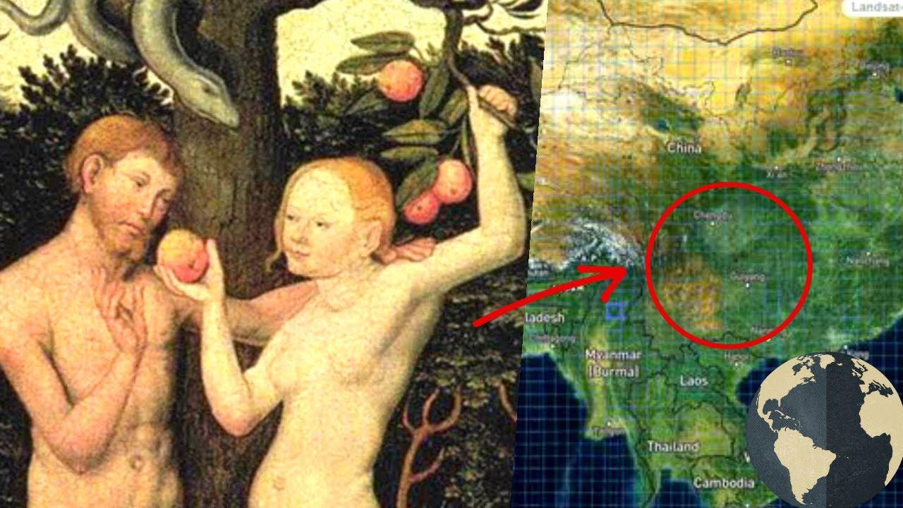 Download Garden of Eden Found after NASA Images were Analysed