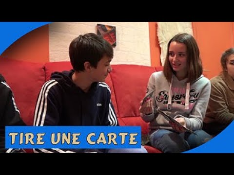 TIRE UNE CARTE (subtitles)