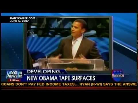 Breaking New Video shows Obama dividing America by Race