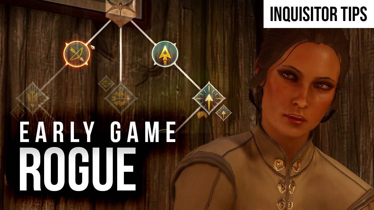 Inquisitor Tips #2 Rogue Level Planning [Dragon Age: Inquisition]