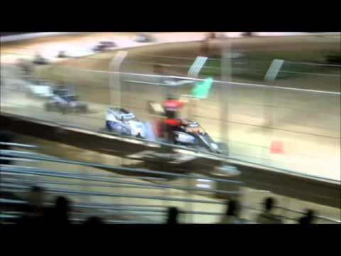 Micros Multi & Wingless Mains @ Delta Speedway 6 14 14