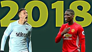 Paul Pogba vs Sergej Milinkovic-Savic 2018   ● Best Skills And Goals ●  HD