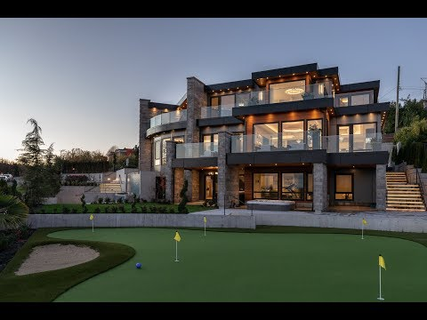 Best Luxury Mansion In West Vancouver | $15.8 Million