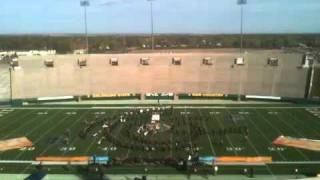 Liberty Pride of the Lancers: 2011 State 4A Semi-Finals