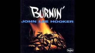 John Lee Hooker - I Got A Letter