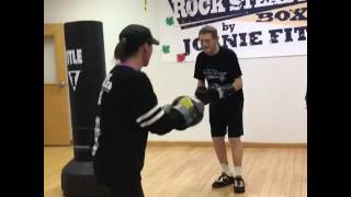 Rocksteady boxing!