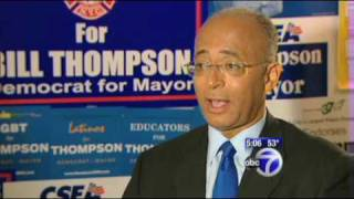 Final Day of NYC Mayoral Race