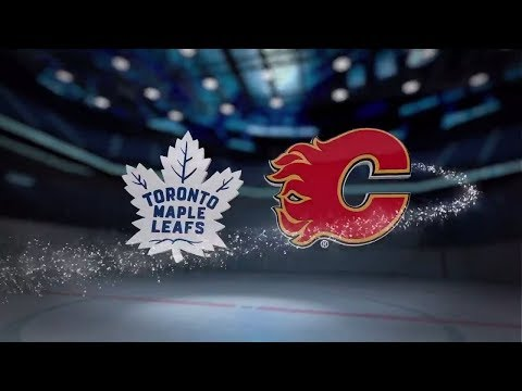 Toronto Maple Leafs vs Calgary Flames - November 28, 2017 | Game Highlights | NHL 2017/18. Обзор