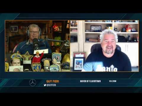 Guy Fieri on the Dan Patrick Show (Full Interview) 06/30/20