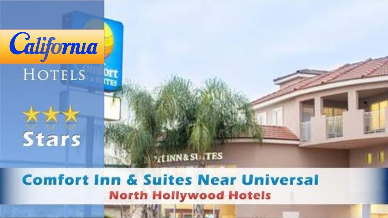 Comfort Inn North Hollywood Burbank