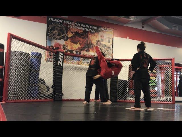 Jiu - Jitsu Practice/UFC/Alex Lee & Fury Combat