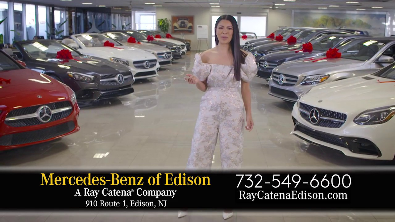 Ray Catena Mercedes-Benz Spanish Commerical - Univision ...