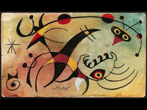 The BEST Surrealists~Miro