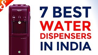 7 Best Water Dispensers for Home & Office in India with Price | Filtered Water Dispenser