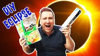 CEREAL BOX ECLIPSE VIEWER 2017