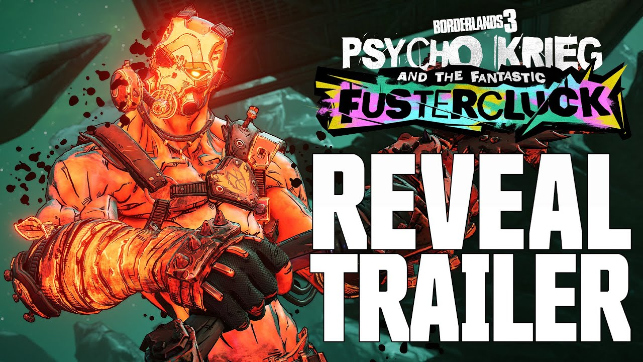 review borderlands 3 psycho krieg and