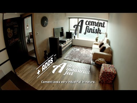 Industrial Home | Small Spaces | HGTV Asia