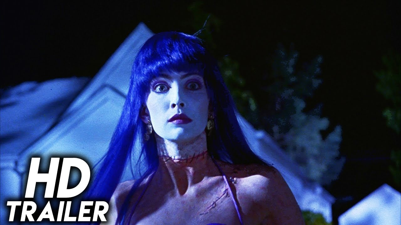 Frankenhooker (1990) ORIGINAL TRAILER [HD 1080p]