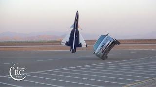 CHEVROLET CAPRICE vs. RC Jet ● استعراض المطلعي