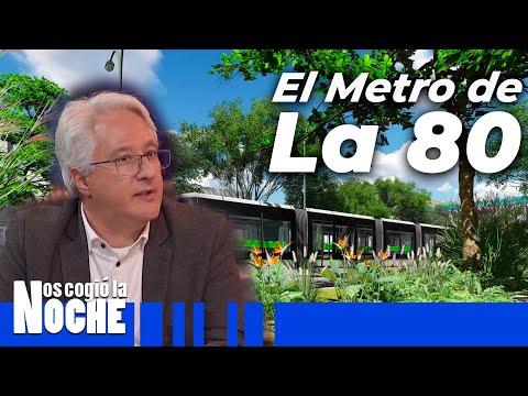 Así va El Metro de la 80 - Nos Cogió La Noche
