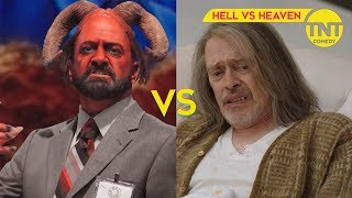 Your Pretty Face is Going to Hell + Miracle Workers | zur Hölle mit dem Himmel | TNT Comedy