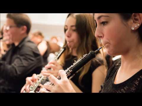 Orquestas y Banda del Conservatorio Profesional de Música de Tenerife  10 12 16