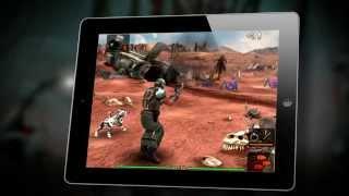 Эволюция: Битва за Утопию Геймлейный трейлер (Android) [Play Now]
