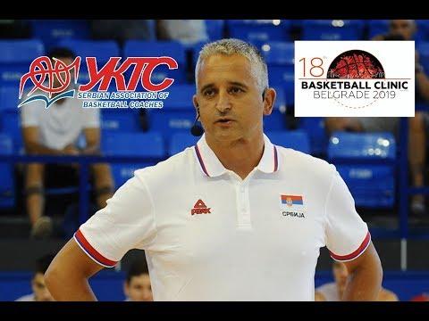 Igor Kokoskov - Napad sa vise opcija (NBA Motion)
