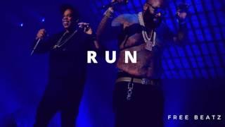 (FREE) Jay Z x Rick Ross 4:44 Type Beat 2017 - RUN // Free Beatz [No Tags]