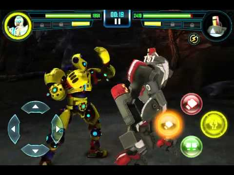 Real Steel World Robot Boxing gameplay