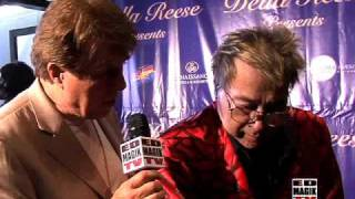 Lolly Vegas Interview at Stellar Concert Presented by Della Reese