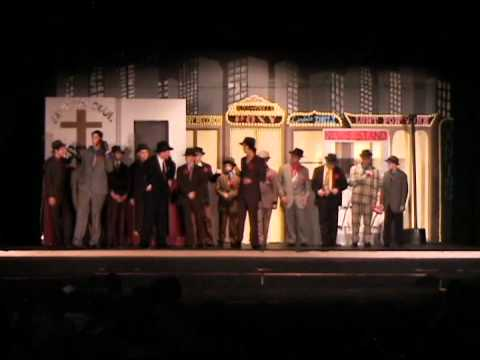 Guys & Dolls (entire show)