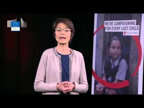 "EU Commissioner Thyssen: ""No child should be left behind�..."