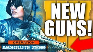 NEW BLACK OPS 4 WEAPONS, BLACK MARKET REVAMP, BLACKOUT UPDATE & 11TH SPECIALIST REVEALED!