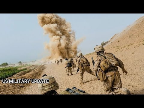 Rare Combat Footage   US Soldiers in Iraq