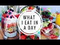 WHAT I EAT IN A DAY #29 | VEGAN