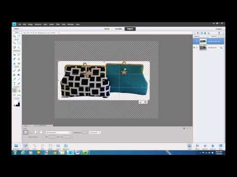 Quickly Get Image Cut Out On White Background Oshop Elements