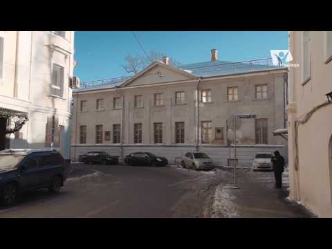 Матросская тишина   Прогулки по Москве