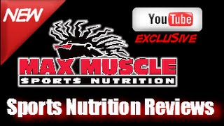 Max Muscle Stockton Review