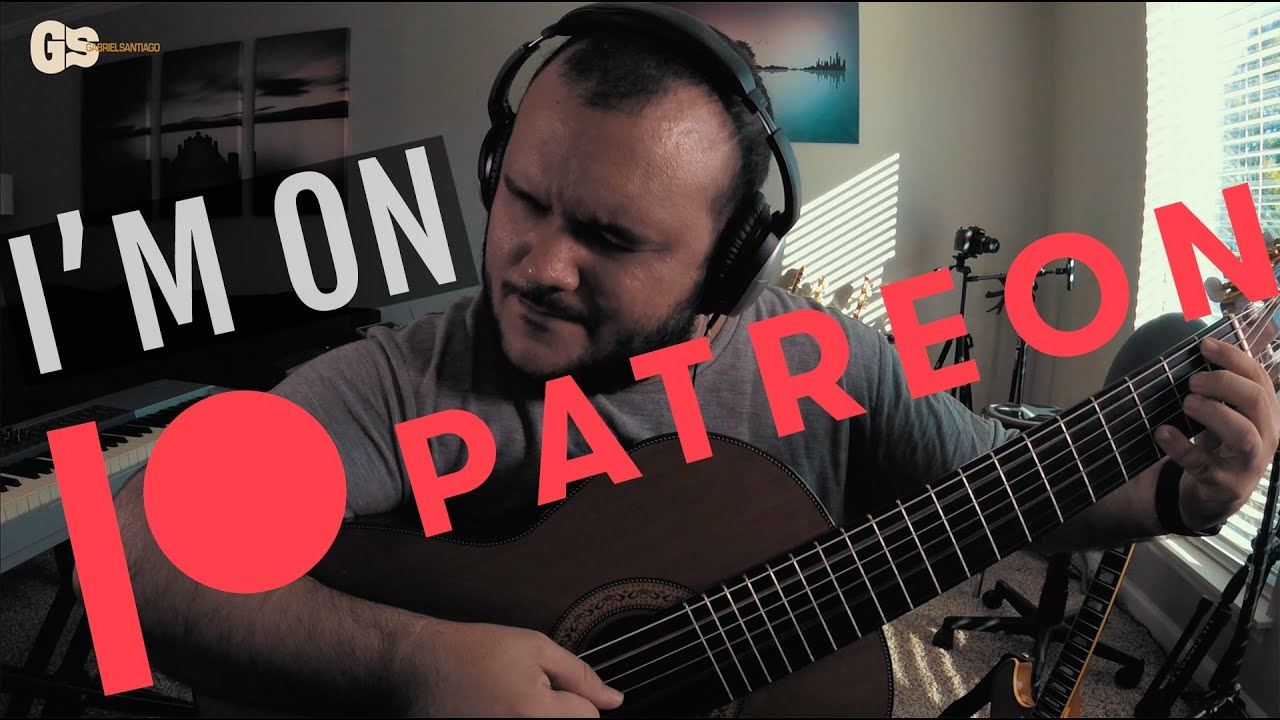 Patreon For Musicians