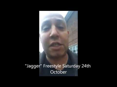 Mick Jagger Freestyle Venue