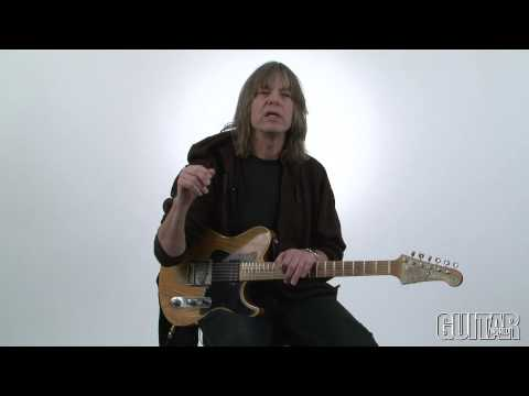 All that Jazz w/Mike Stern - July 2013 - The Importance of Dynamics and Grooving When Soloing