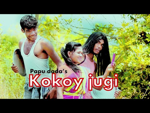 New santali comedy video kokoy jugi ,santhali super hit