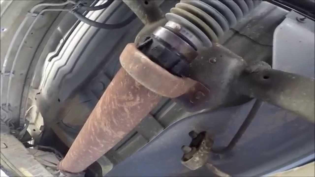 2002 Chevy Silverado 2500HD Driveline/propshaft Vibration ...