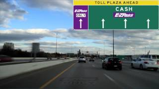 I-95 Baltimore, MD & The Fort McHenry Tunnel (Exits 49 to 57)