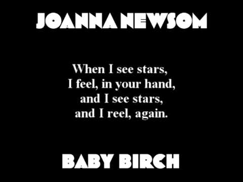 Joanna Newsom - Baby Birch (with lyrics)