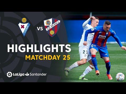 Eibar Huesca Goals And Highlights