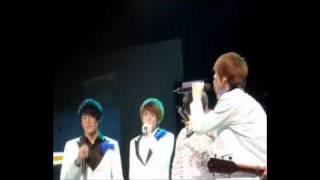 [Fancam]HIT-5节节高声-威尼斯的泪feat.永邦
