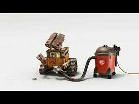 WALL•E  | Vacuum | Official Disney Pixar UK
