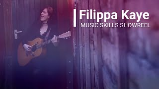 Filippa Kaye - Actor/Musician Showreel